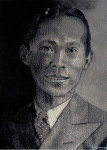 Portrait of Carlos Bulosan